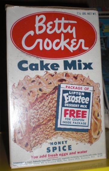 Betty Crocker Cake Mix Cost